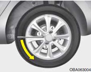 hyundai grand i10 changement des pneus si vous avez un pneu plat que faire en cas d. Black Bedroom Furniture Sets. Home Design Ideas