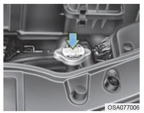 kia picanto changement du liquide de refroidissement liquide de refroidissement du moteur. Black Bedroom Furniture Sets. Home Design Ideas