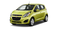 Chevrolet Spark: Instruments et